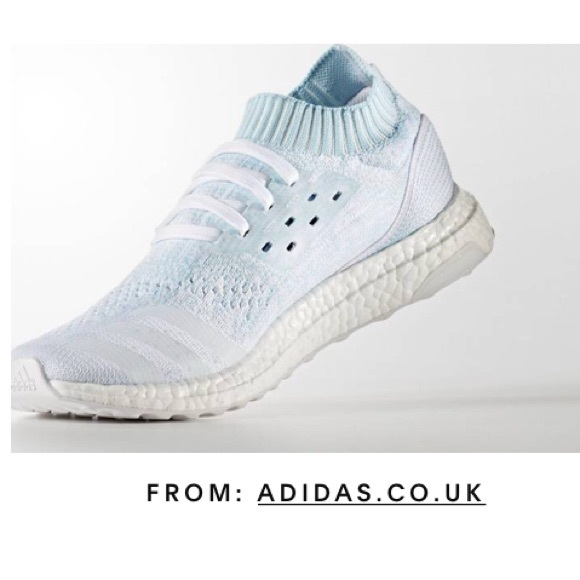 f117641e94e adidas Shoes - Parley x oceans ultra boost uncaged Icey blue